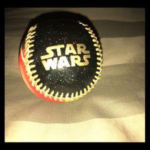 Other - Star Wars baseball